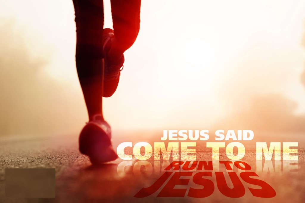 Declaration Service: Finish the race; Run to Jesus